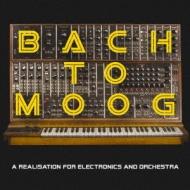 Bach To Moog: Craig Leon(Synth)Jennifer Pike(Vn)