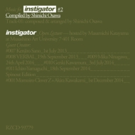 Music for instigator #2 Compiled by Shinichi Osawa