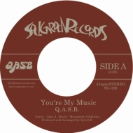 You' re My Music / Jennifer (Instrumental) (7インチシングルレコード)