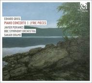 ピアノ協奏曲、『抒情小品集』より ペリアネス、オラモ&BBC交響楽団