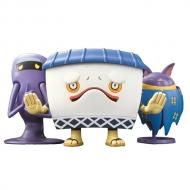 妖怪ウォッチムリカベ&ジミー&ヒキコウモリ かくれんぼで遊ぼうセット プラスチックキット