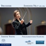 交響曲第7番 シモーネ・ヤング&ハンブルク・フィル