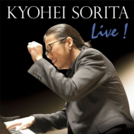 Kyohei Sorita : Live! -Schubert, Tchaikovsky, Chopin, Miaskovsky, Scriabin, Moszkowski, Schumann / Liszt