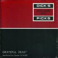 Dick's Picks 6: Hartford Civic Center 10 / 14 / 83