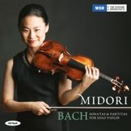 無伴奏ヴァイオリンのためのソナタとパルティータ全曲 五嶋みどり(2CD)