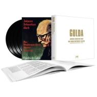 平均律クラヴィーア曲集全曲:フリードリヒ・グルダ(ピアノ)(BOX仕様/5枚組/180グラム重量盤レコード)