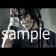 ブロマイド2枚セット【うちはサスケ】/ ライブ・スペクタクル「NARUTO-ナルト-」