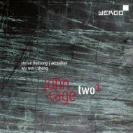 ケージ、ジョン(1912-1992)/Two3: Hussong(Accrd) Wei Wu(Sheng)