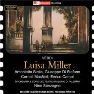 Luisa Miller / Sanzogno / Teatro Massimo Palermo Stella Di Stefano Macneil Campi