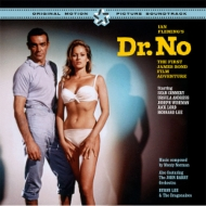 IAN FLEMING'S DR.NO The First James Bond Film Adventure (OST)+1 BONUS ALBUM