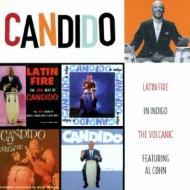 Latin Fire +In Indigo +The Volcanic +Feat Al Cohn