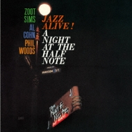 Jazz Alive! A Night At The Half Note: ハーフノートの夜