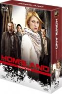 HOMELAND ホームランド シーズン4 ブルーレイBOX