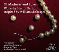 『ロメオとジュリエット』愛の場面、クレオパトラの死、序曲『リア王』、夢想とカプリス I.ボルトン&バーゼル響、カサロヴァ、ユン・ソヨン