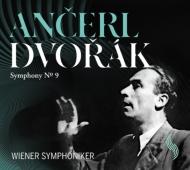ドヴォルザーク:交響曲第9番『新世界より』、スメタナ:『モルダウ』 アンチェル&ウィーン交響楽団