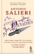 Les Danaides: Rousset / Les Talens Lyriques Wanroij Talbot Christoyannis