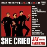 She Cried (紙ジャケット)