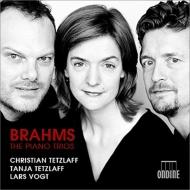 ピアノ三重奏曲集 テツラフ、フォークト、ターニャ・テツラフ(2CD)