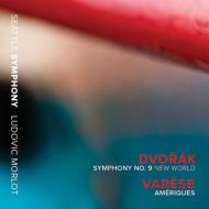 ドヴォルザーク:交響曲第9番『新世界より』、ヴァレーズ:アメリカ モルロー&シアトル響