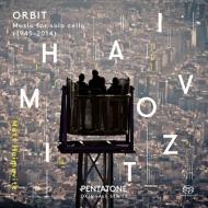 『軌道〜現代チェロ独奏作品集1945〜2014』 ハイモヴィッツ(3SACD)