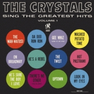 Crystals Sing The Greatest Hits Vol.1