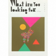 What are you looking for 【完全限定生産盤:ハードカバー豪華書籍仕様(64ページ)】