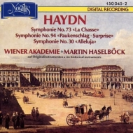 Sym, 30, 73, 94, : Haselbock / Wiener Akademie