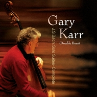 バッハ(1685-1750)/(Contrabass)6 Cello Suites: Gary Karr(Cb)