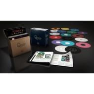 Queen Studio Collection (BOX仕様/18枚組/カラー・ヴァイナル仕様/180グラム重量盤レコード)