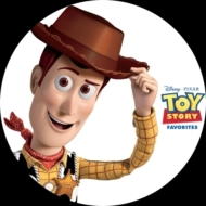 トイ ストーリー Toy Story Favorites (ピクチャー仕様/アナログレコード)
