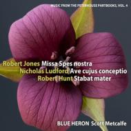 Renaissance Classical/Music From The Peterhouse Partbooks Vol.4: Metcalfe / Blue Heron Renaissance C