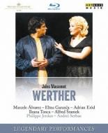 『ウェルテル』全曲 セルバン演出、フィリップ・ジョルダン&ウィーン国立歌劇場、M.アルバレス、ガランチャ、他(2005 ステレオ)