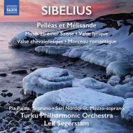 劇音楽『ペレアスとメリザンド』全曲、田園的風景、他 セーゲルスタム&トゥルク・フィル
