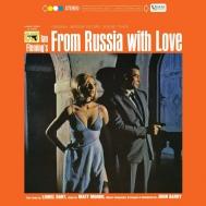 007 ロシアより愛をこめて From Russia With Love サウンドトラック【007映画 第2弾】(アナログレコード)