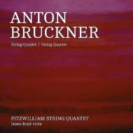 弦楽五重奏曲、弦楽四重奏曲、間奏曲 フィッツウィリアム弦楽四重奏団、ジェームズ・ボイド