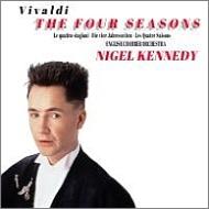 四季:ナイジェル・ケネディ(ヴァイオリン)&イギリス室内管弦楽団 (180グラム重量盤レコード/Warner Classics)