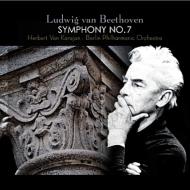 交響曲第7番(1962):ヘルベルト・フォン・カラヤン指揮&ベルリン・フィルハーモニー管弦楽団 (アナログレコード/Vinyl Passion Classical)