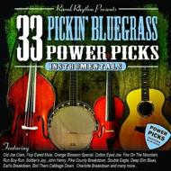 Various/33 Pickin' Bluegrass Power Picks
