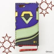 EVA iPhone 6plus ケース【Loppi限定】/ ローソン×オジャガデザイン×エヴァンゲリオン