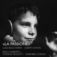 ハイドン:交響曲第44番『悲しみ』、ヴァイオリン協奏曲第1番、ボッケリーニ:チェロ協奏曲第7番、他 ヘーバルト&アンサンブル・コルディア、ヴェッジェッティ