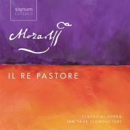 『羊飼いの王様』全曲 イアン・ペイジ&クラシカル・オペラ、エインズリー、サラ・フォックス、他(2014 ステレオ)(2CD)