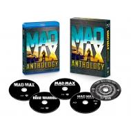 【初回限定生産】マッドマックス アンソロジー ブルーレイセット(5枚組/デ ジタルコピー付)