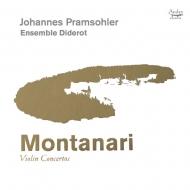 ヴァイオリン協奏曲集 ヨハネス・プラムゾーラー&アンサンブル・ディドロ