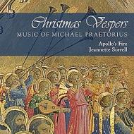 クリスマスの夕べの祈り J.ソレル&アポロズ・ファイア