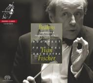 交響曲第4番、ハンガリー舞曲第3番、第7番、第11番 イヴァン・フィッシャー&ブダペスト祝祭管弦楽団