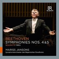 交響曲第5番『運命』、第4番、他 ヤンソンス&バイエルン放送交響楽団(2012東京ライヴ)