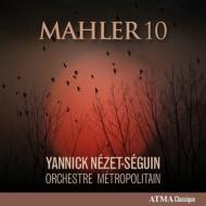 交響曲第10番(クック版)全曲 ネゼ=セガン&メトロポリタン管弦楽団