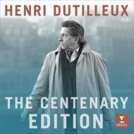 デュティユー生誕100年記念エディション(7CD)
