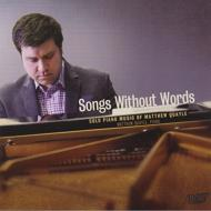 Songs Without Words: Quayle(P)