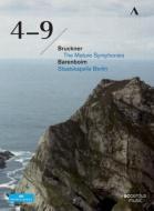 交響曲第4番、第5番、第6番、第7番、第8番、第9番 バレンボイム&シュターツカペレ・ベルリン(2010)(6DVD)